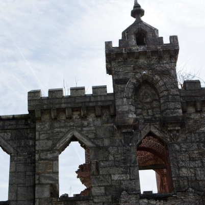 Small Pox Hospital, Roosevelt Island, New York City